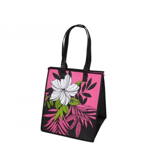Sac Isotherme Hawaii Ho'ala Pink Taille L 34x29x26
