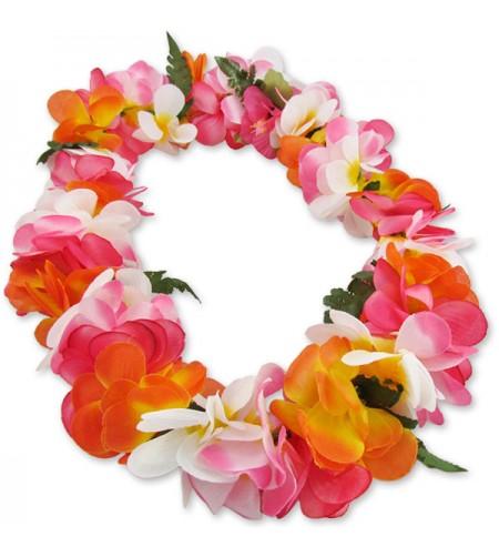 Collier Fleurs Poe Poe Luxe Multicolors