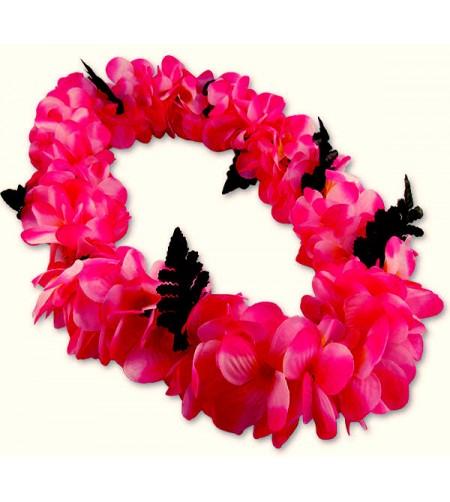 Collier Fleurs Poe Poe Luxe Rose