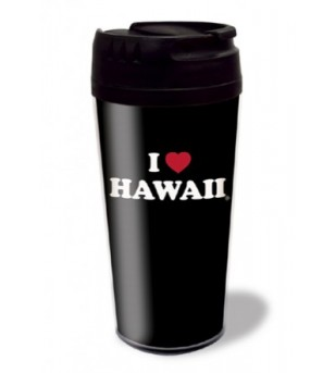 Travel tumbler I Love Hawaii 20cm