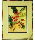 Cadre Déco Heliconia Fibre Naturelle 20X25 cm