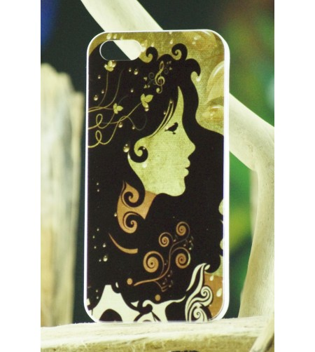 Coque Téléphone Portable Iphone Dream Girl 5, 5S