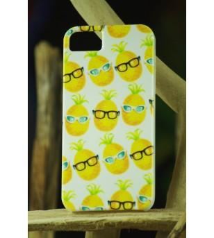 Coque Téléphone Portable Iphone Pineapple Sunglasses 5, 5S