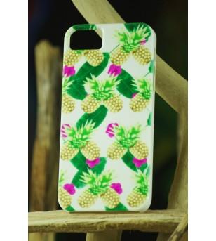 Coque Téléphone Portable Iphone Pineapple banana 5, 5S