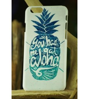 Coque Téléphone Portable Iphone Aloha Pineapple 6, 6S