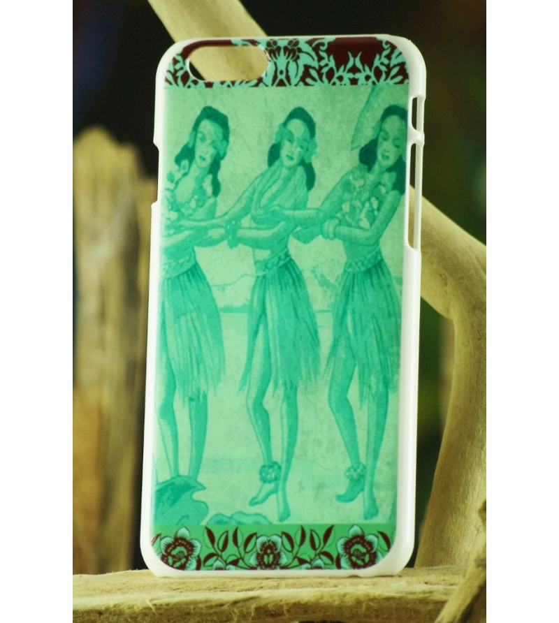 Coque Téléphone Portable Hula Sisters Iphone 6, 6S