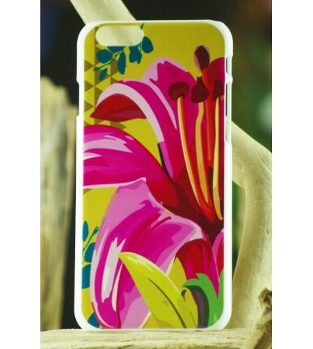 Coque Téléphone Portable Iphone Lys Pink 6, 6S
