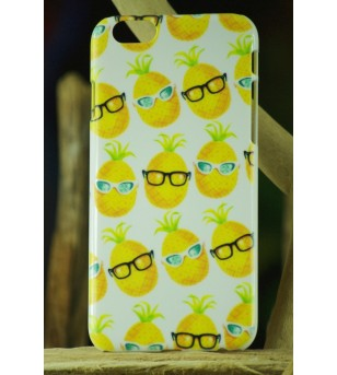 Coque Téléphone Portable Iphone Pineapple Sunglasses 6, 6S