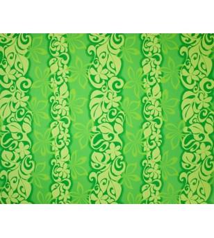 Tissu au Mètre Lei Green 65% Polyester - 35% Cotton Largeur 110 cm