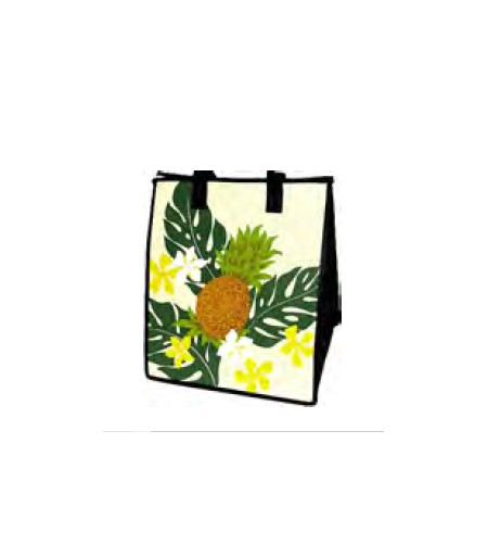 Sac Isotherme Large Taille Pineapple L 34x29x26