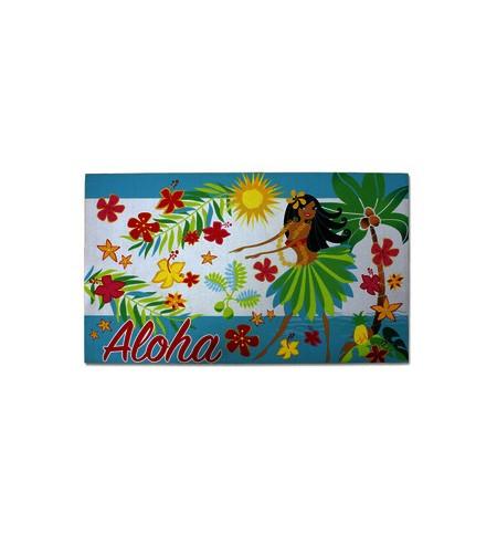 Tapis de Sol Vahiné Aloha 76x45