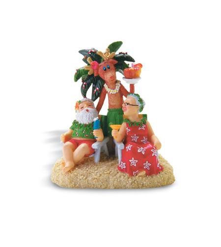 Déco Noel Holiday Hour 6.5*6.5 UNIQUEMENT SUR COMMANDE LIVRAISON DEBUT DECEMBRE