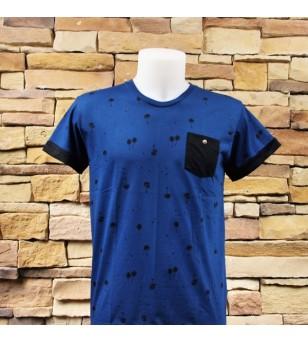 Tee Shirt Hawaii Palmer 100% Coton Très Bonne Qualité Taille L