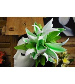 Poara Pince Fleurs Hula Dancer 25x23cmcm