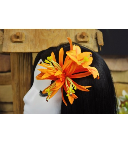 Poara Pince Fleurs Lys 12.7cm