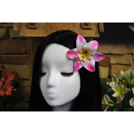 Fleur D'oreille Lys Rose 10.2cm