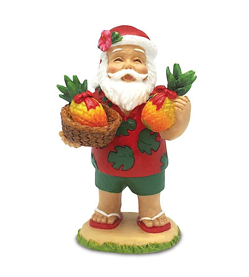 Déco Noel Serenading Santa 6.5*6.5 UNIQUEMENT SUR COMMANDE LIVRAISON DEBUT DECEMBRE