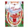 Déco Noel Boite 12 Cartes Postales Christmas Paradise UNIQUEMENT SUR COMMANDE LIVRAISON DEBUT DECEMBRE