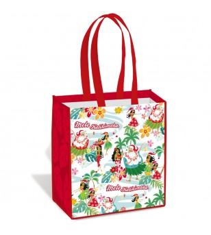 Sac Island Vacation Island Tote Small 33,5X32,5X19,5