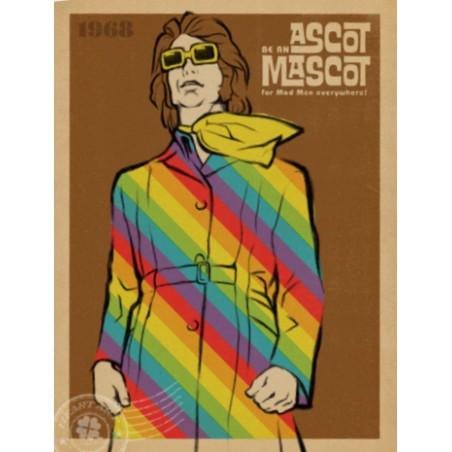 Affiche Poster 1968 Papier Kraft Format A3 42*30