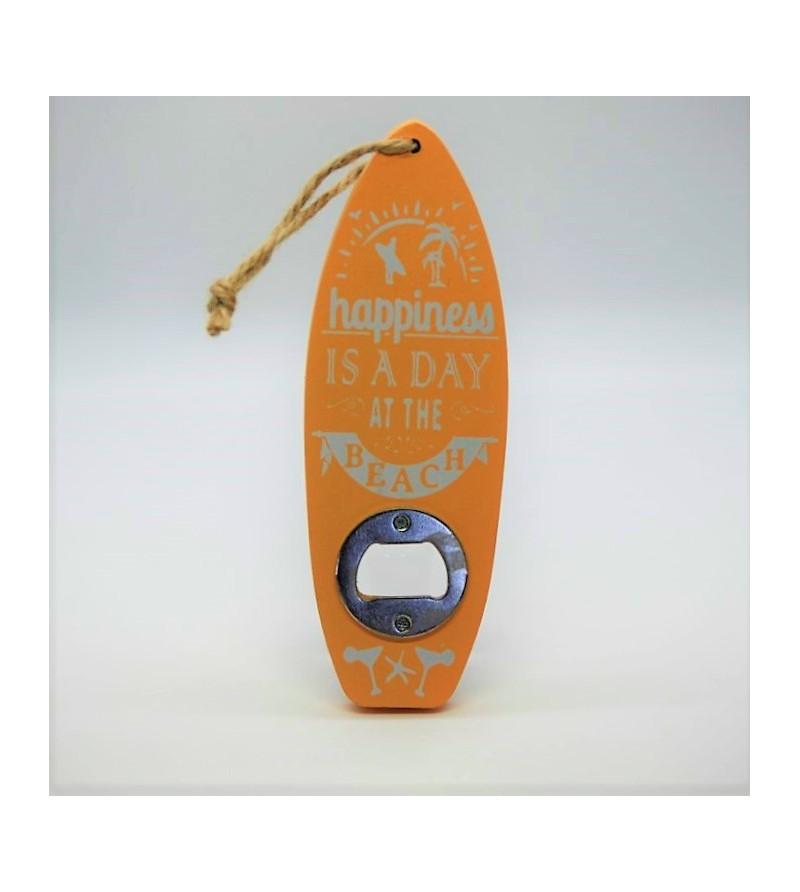 Décapsuleur Surf Matière MDF Taille 17.5x6x0.9cm