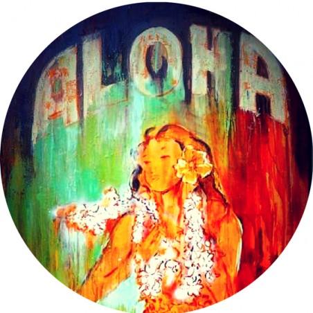 Magnet Décapsuleur Aloha Hula
