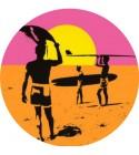 Magnet Décapsuleur Aloha Hawaii Surf