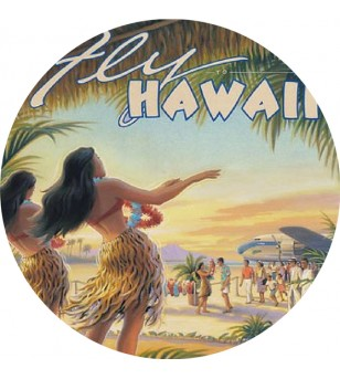 Magnet Décapsuleur Fly Hawaii