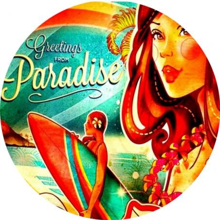 Magnet Décapsuleur Greeting Paradise