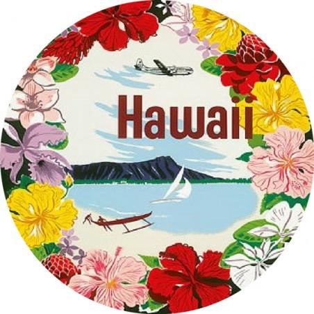 Magnet Décapsuleur Hawaii