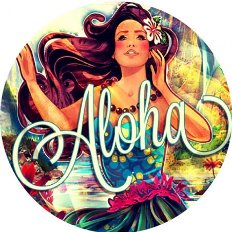 Magnet Décapsuleur Hula Aloha Girl