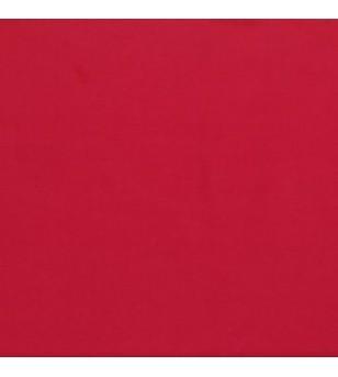 Tissu Fibranne au mètre Rouge Largeur 150cm