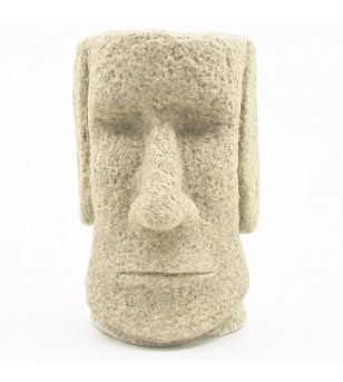Moai Pot à Crayons