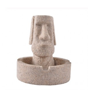 Moai Cendrier