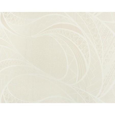 Tissu au Mètre Tatoo White 100% Cotton Largeur 110 cm