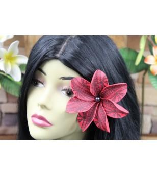 Fleurs D'oreille Tiare Tatoo 11 cm