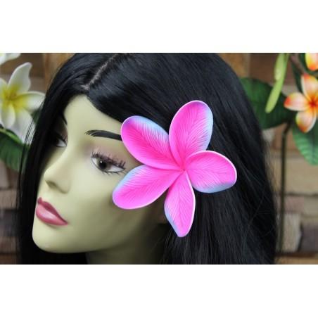 Fleurs D'oreille Tipanier Plumeria 11 cm