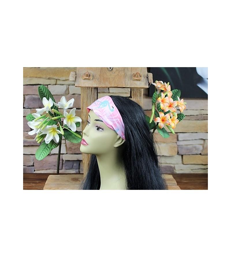 Bandeau Cheveux Coton 7.5 cm