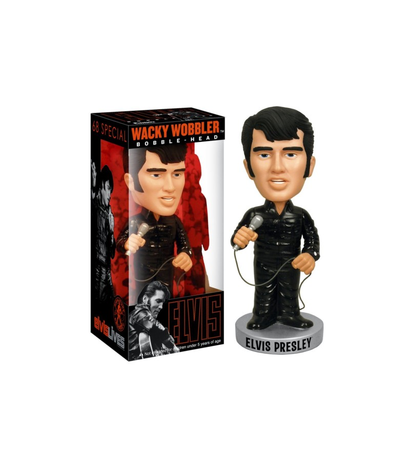 Elvis Dashboard Doll - Taille 19 cm
